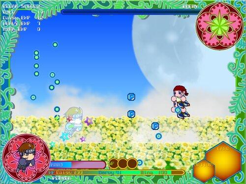 SpirIts Calib【β版】 Game Screen Shot3