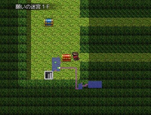 ハクスラダンジョンⅡ+ Game Screen Shot