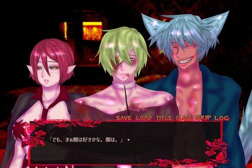 MY DEVIL'S LIFE(DL版) Game Screen Shot1