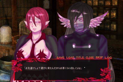 MY DEVIL'S LIFE(DL版) Game Screen Shot3