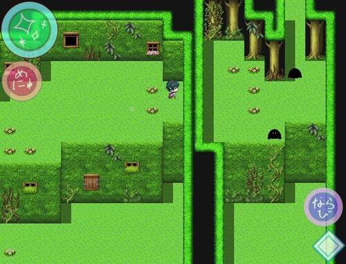侵攻のイリュージヤ Game Screen Shot3