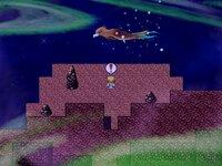侵攻のイリュージヤのゲーム画面