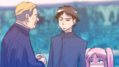 アトの世界 第二話 柱神達の昇天 Game Screen Shot