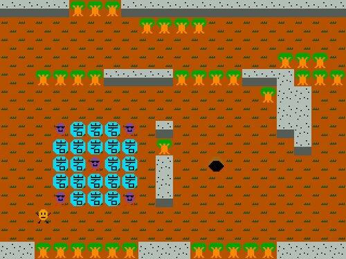 大豆サーガ3 ダイズサイズビーン Game Screen Shot1