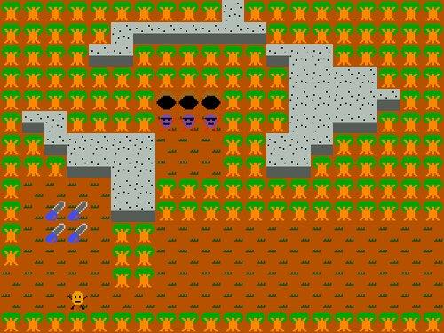 大豆サーガ3 ダイズサイズビーン Game Screen Shots