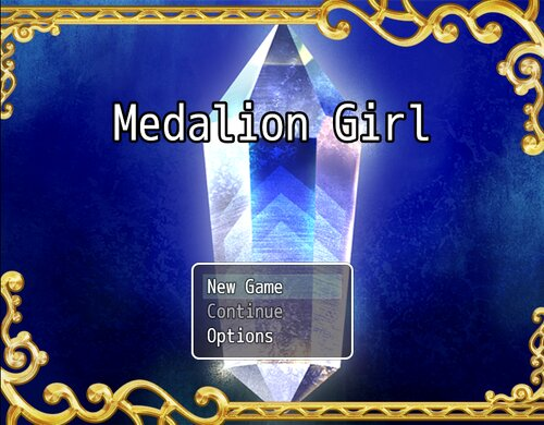 Medalion Girl Game Screen Shot5