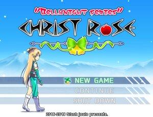 外伝 CHRIST ROSE Screenshot