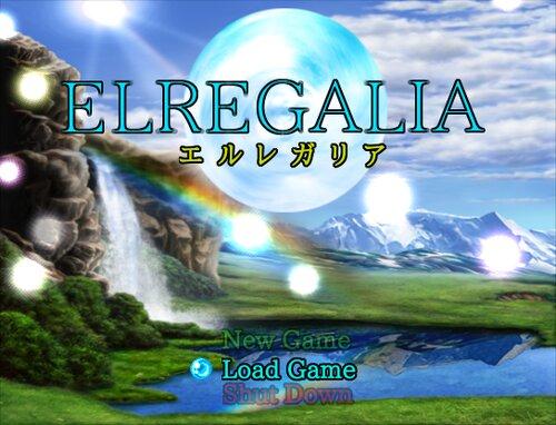 エルレガリア Ver0.19.32b Game Screen Shots