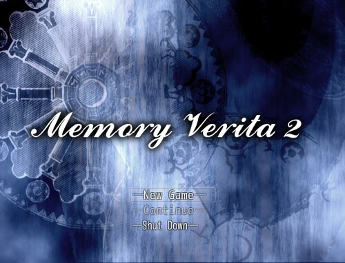 Memory Verita2 Game Screen Shots