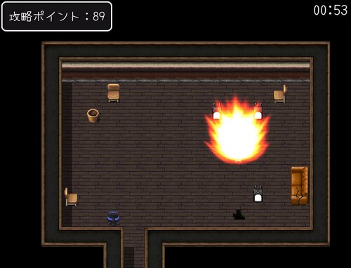 メルティ―のメカうさぎん大作戦! Game Screen Shot3