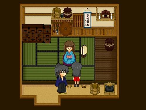 ミチル見参!~カラクリ大騒動~ Game Screen Shot2