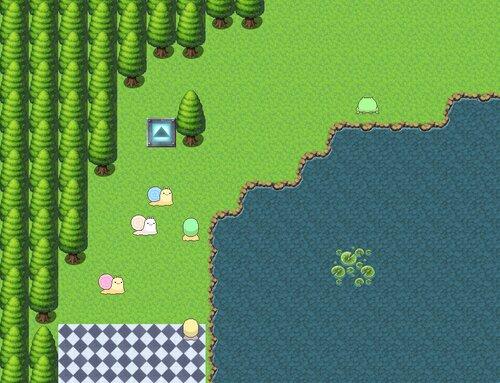 おまめさんとヤバめなダンジョン Game Screen Shot5