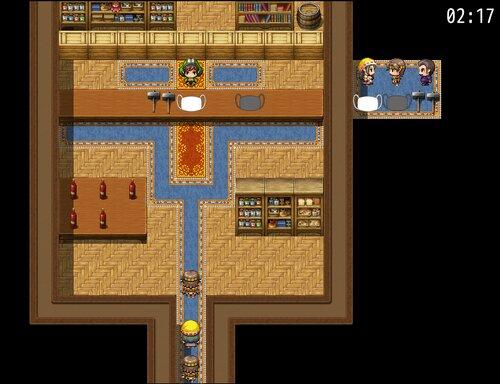 スローマスクライフ Game Screen Shot1