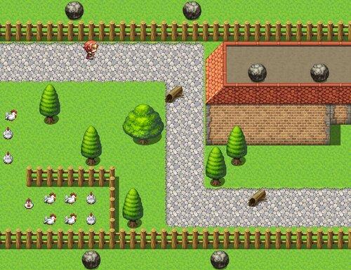 逃げろ。 Game Screen Shot1