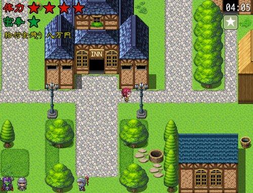 闘強三密拳<覆面> Game Screen Shots