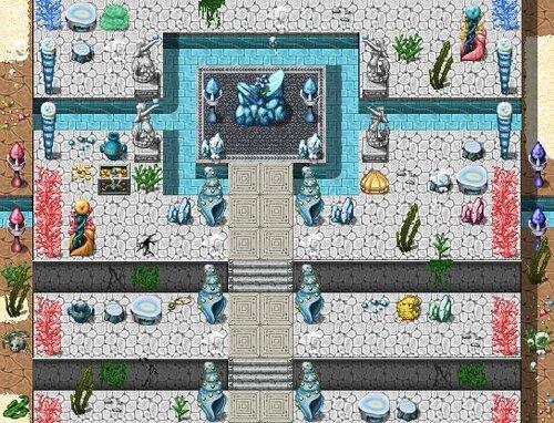 雑談用背景画面表示ソフト Game Screen Shot1
