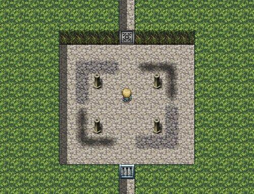 謎解き勇者 Game Screen Shot1