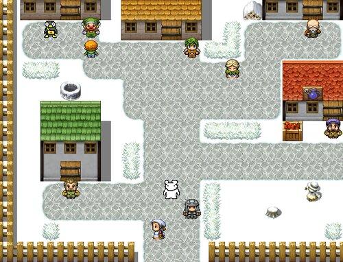 白熊戦記 Game Screen Shot3