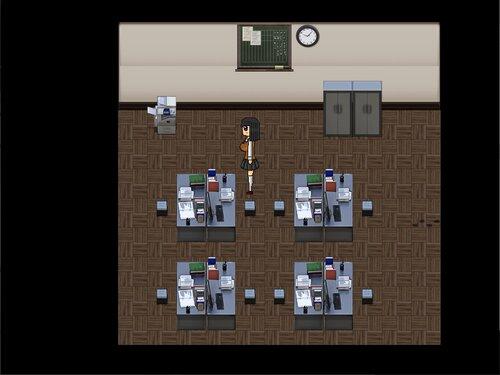 都市伝説ミドリさん Game Screen Shot3