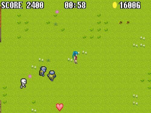 村の魔法少女 Game Screen Shot4