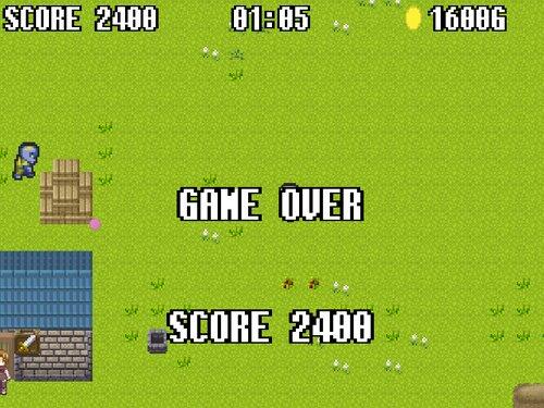 村の魔法少女 Game Screen Shot5