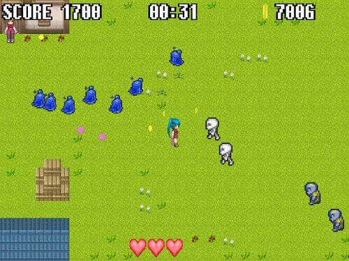 村の魔法少女 Game Screen Shots