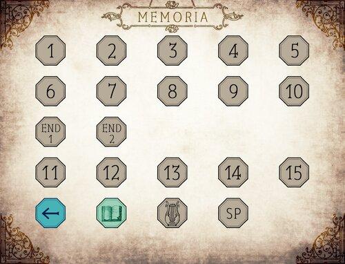 砂上のメモリア Game Screen Shot2