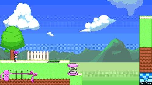 ギミックハート 体験版 Game Screen Shot1