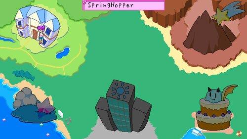 ギミックハート 体験版 Game Screen Shot3