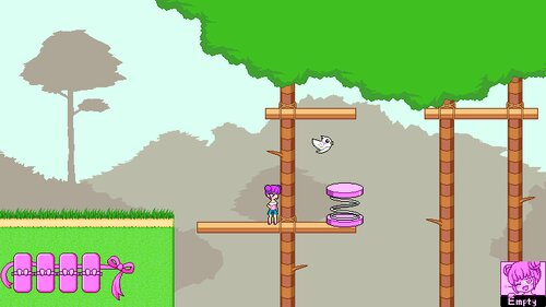 ギミックハート 体験版 Game Screen Shot4
