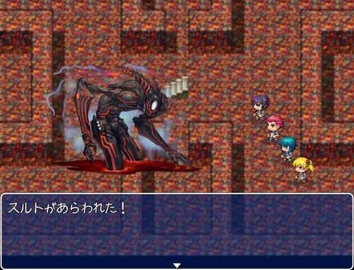 魔法堂の四方拝 Game Screen Shot5