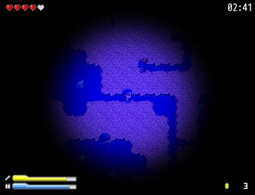 海中探険ミニ Game Screen Shot2