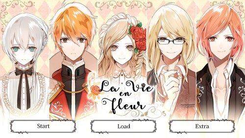 La Vie en Fleur Game Screen Shot