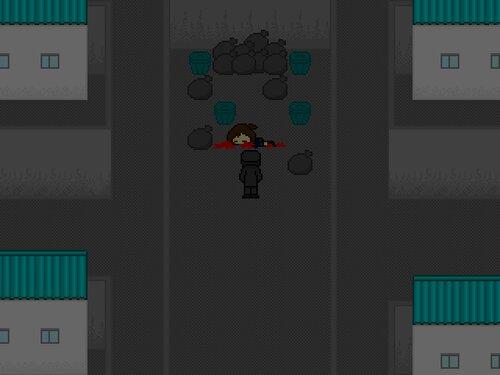 月夜の夜道でJKが追いかけられるお話 Game Screen Shot4