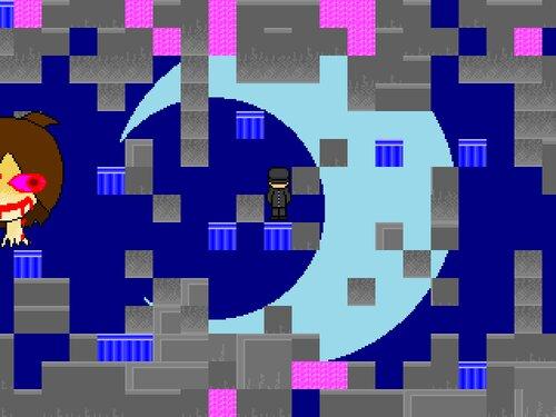 月夜の夜道でJKが追いかけられるお話 Game Screen Shot5