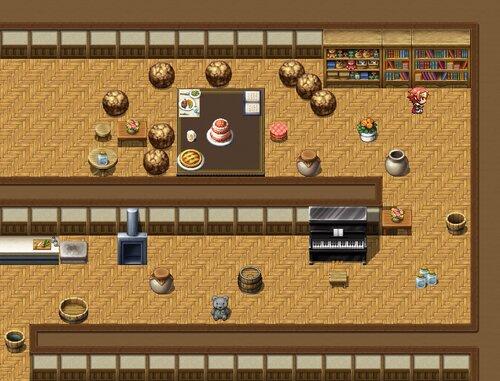 逃げろ。two Game Screen Shot
