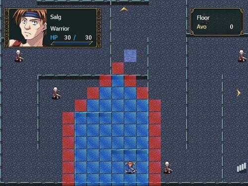 Maze Escape Game Screen Shot2