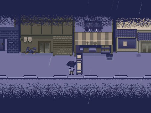 雨の町 Game Screen Shots