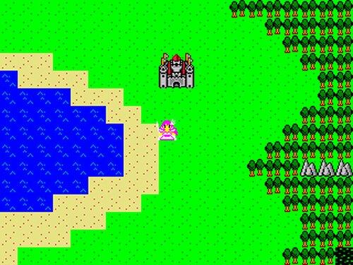 風のアイシア・フェアリアルランドストーリー Game Screen Shot4