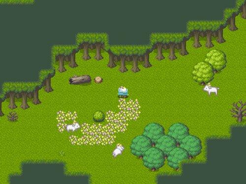 ティッシュRPG Game Screen Shot4