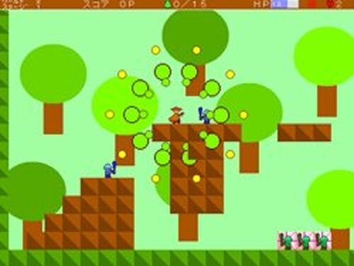 特殊警察γ Game Screen Shots