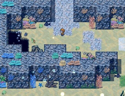 オリビアさんと海底の妙薬 Game Screen Shot2