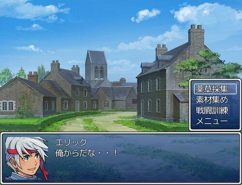 山賊を打ちのめせ! Game Screen Shot1