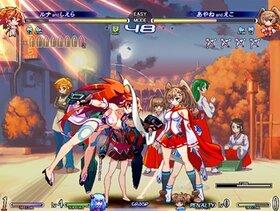 ヴァンガードプリンセス Game Screen Shot3