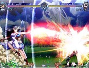 ヴァンガードプリンセス Game Screen Shot