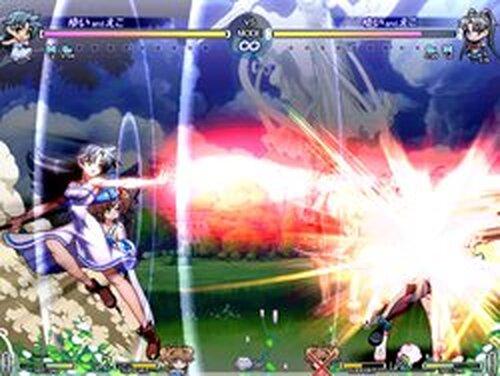 ヴァンガードプリンセス Game Screen Shots