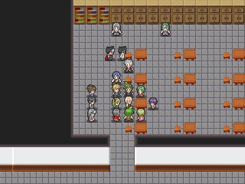 キョーカマン~福音の蒼遥レンジャーズ~ Game Screen Shot3