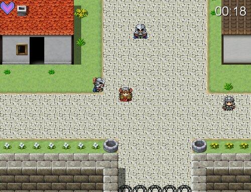 集めてクリスタル Game Screen Shot1