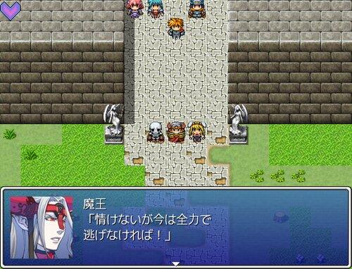 集めてクリスタル Game Screen Shot3