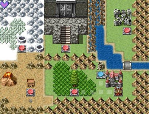 集めてクリスタル Game Screen Shot4